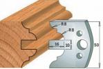 Ножи и ограничители для фрез 50 мм СМТ