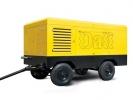 Передвижные винтовые компрессоры (дизельные)