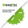 Лесопильные дисковые пилы WoodTec