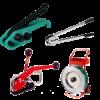 Упаковочный инструмент для ПЭТ и ПП ленты