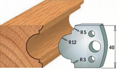 Комплекты ножей и ограничителей серии 690/691 #018