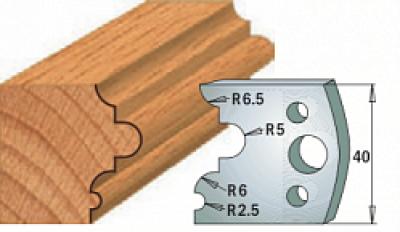 Комплекты ножей и ограничителей серии 690/691 #036