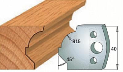 Комплекты ножей и ограничителей серии 690/691 #037
