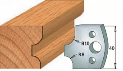 Комплекты ножей и ограничителей серии 690/691 #040