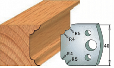 Комплекты ножей и ограничителей серии 690/691 #042