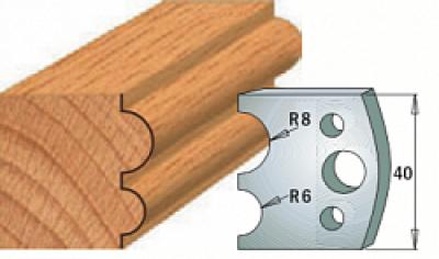 Комплекты ножей и ограничителей серии 690/691 #051