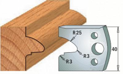 Комплекты ножей и ограничителей серии 690/691 #078