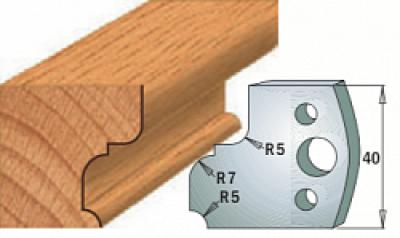 Комплекты ножей и ограничителей серии 690/691 #082