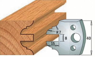 Комплекты ножей и ограничителей серии 690/691 #099