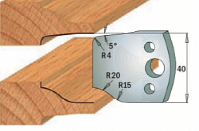 Комплекты ножей и ограничителей серии 690/691 #100