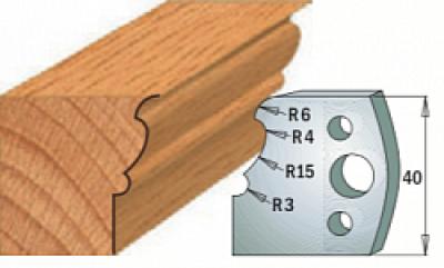 Комплекты ножей и ограничителей серии 690/691 #101