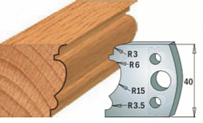 Комплекты ножей и ограничителей серии 690/691 #104