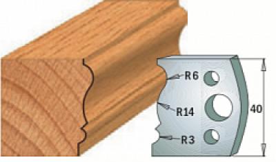 Комплекты ножей и ограничителей серии 690/691 #106