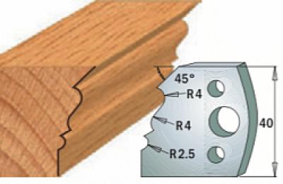 Комплекты ножей и ограничителей серии 690/691 #107