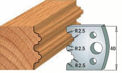 Комплекты ножей и ограничителей серии 690/691 #108
