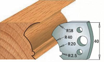 Комплекты ножей и ограничителей серии 690/691 #123
