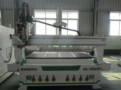 Фрезерно-гравировальный станок с ЧПУ WoodTec HA 2030 QP