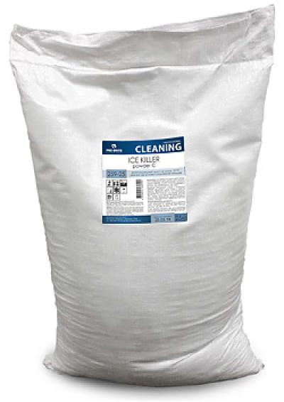 Антигололёдный реагент на основе кальция- Ice Killer Powder C