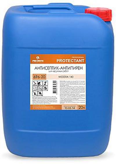 Medera 140  Антисептик-антипирен (II группа огнезащиты). Для наружных работ. Готовый к применению раствор.