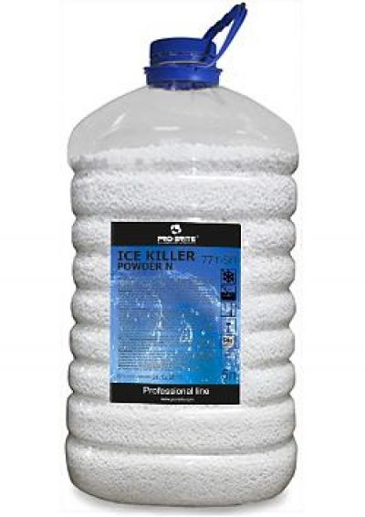 Антигололёдный реагент эконом-класса Ice Killer Powder N