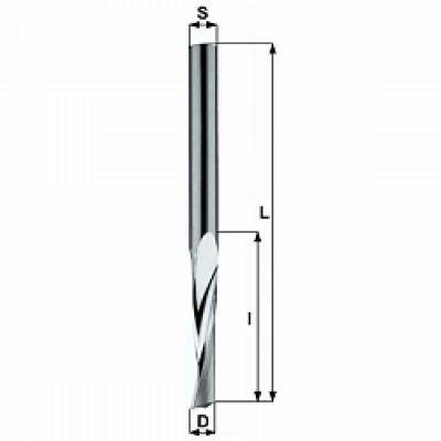 Фрезы Z1 15° ITC верхний рез для раскроя панелей из акрила и пластиков