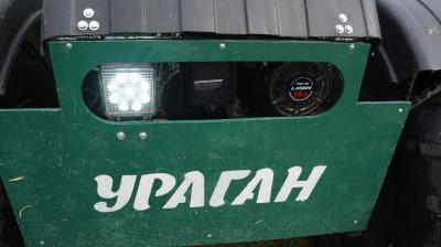 Вездеход-болотоход УРАГАН СТАНДАРТ