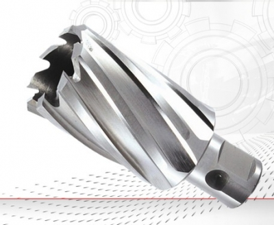 HCLU кольцевые фрезы. HSS сталь, длина 55 мм. Хвостовик One-Touch