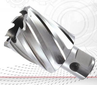 HCSU кольцевые фрезы. HSS сталь, длина 30 мм. Хвостовик One-Touch