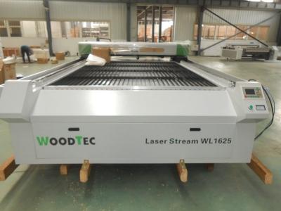 Лазерно-гравировальный станок с ЧПУ WoodTec LaserStream WL 1625