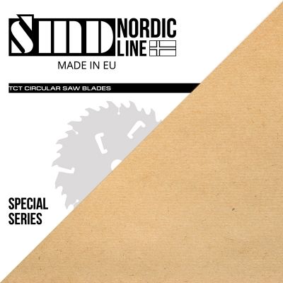 Пила дисковая Ø400 x 50 x 4,4/2,8 Z = 18 + 4 PI-130 SMD Series 1