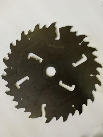 Пила дисковая Ø500 х 50 х 4,8/3,2 Z = (18 + 18) + 6 WoodTec
