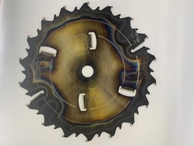 Пила дисковая Ø600 x 50 x 6,3/4,1 Z = 18 + 6 PI-130 SMD Series 1