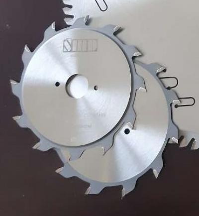 Подрезная пила SMD Ø120 x 20 x 2,8-3,6 Z=12+12