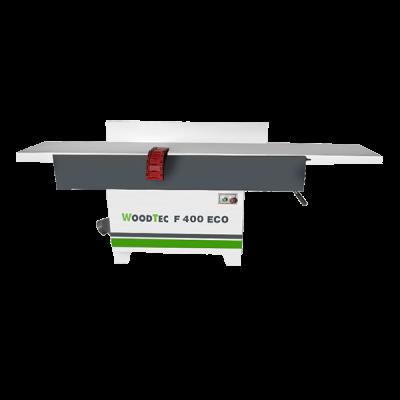 Станок фуговальный WoodTec F 400 ECO