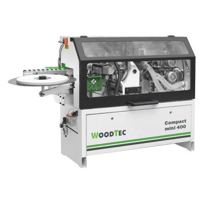 Автоматический кромкооблицовочный станок WoodTec Compact mini 400