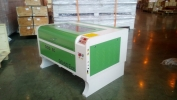 Лазерно-гравировальный станок с ЧПУ WoodTec WL 9060 M2 80W ECO