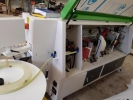 Автоматический кромкооблицовочный станок WoodTec Compact F
