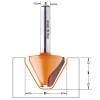 Фрезы для гравировки (закруглённый угол 60°)