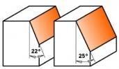 Фрезы для снятия фасок с подшипником