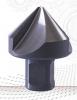 SCE.40 зенкер  HSS зенкер 10 - 40 мм. Хвостовик Weldon 19,05 мм