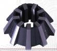 VSP.160  Резино-металлический фиксатор для GSW.830 головки быстрого захвата метчиков (под штифт 9,0 - 16,0 мм)