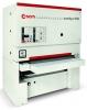 Автоматический широколенточный калибровально-шлифовальный станок Sandya S600 RCS 110