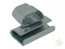 Скоба металлическая усиленная, 16 мм, для ПЭТ ленты