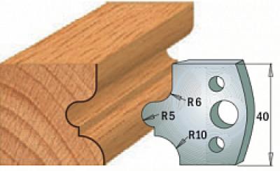 Комплекты ножей и ограничителей серии 690/691 #012