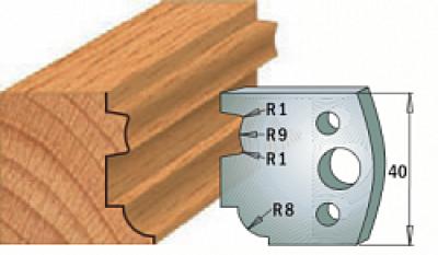 Комплекты ножей и ограничителей серии 690/691 #026