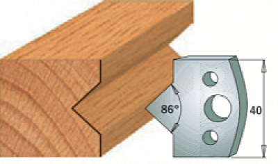Комплекты ножей и ограничителей серии 690/691 #035