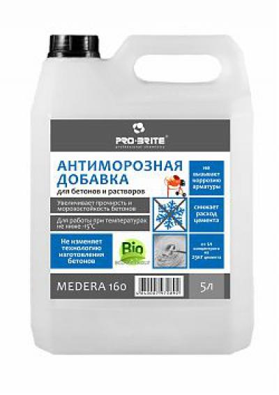 Medera 160 Anti-Frost -15 Антиморозная добавка для бетонов и растворов