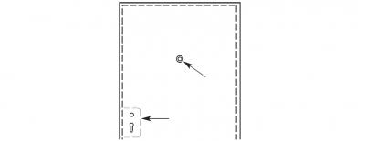 Серии 193 и 195 Z3 и Z3R спиральные фрезы верхний рез для врезки замков