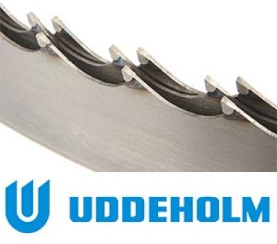 Широкое ленточное полотно UDDEHOLM (Швеция) (100-206 мм)