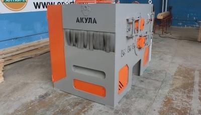 Многопильный двухвальный станок  Акула 2M